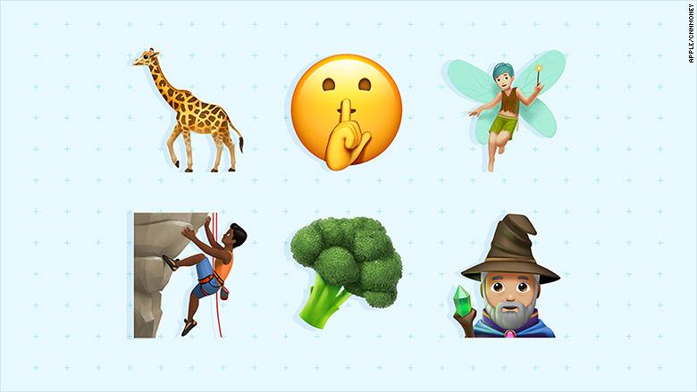apple emoji update 11 1