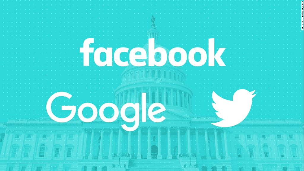 Social media giants grilled on 'fake news'