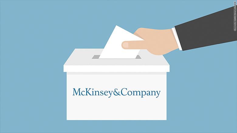 mckinsey election
