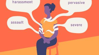 The words we use to describe sexual harassment