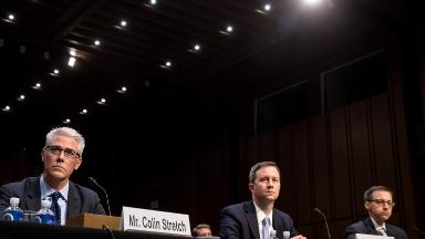 Facebook, Twitter, Google face aggressive questioning at Senate hearing