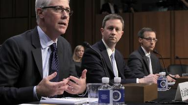 Why aren't the CEOs of Facebook, Google and Twitter testifying?