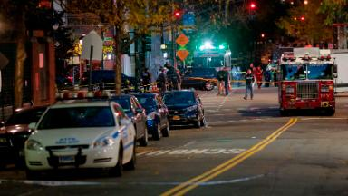 Terror struck a transformed Lower Manhattan