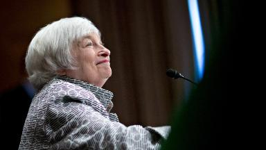 Janet Yellen is going out on a high note