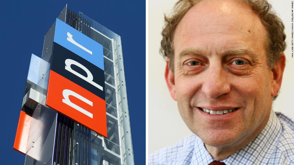 NPR's Michael Oreskes resigns amid harassment claims
