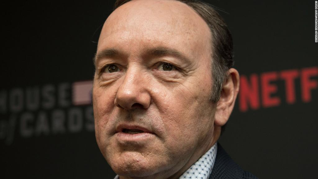 Kevin Spacey dropped by talent agency and publicist
