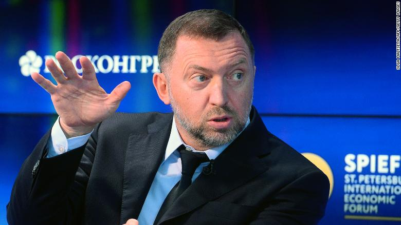 US sanctions could wipe out Russian oligarch Oleg Deripaska's Rusal