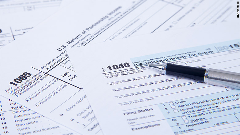 How to file your taxes for the first-time