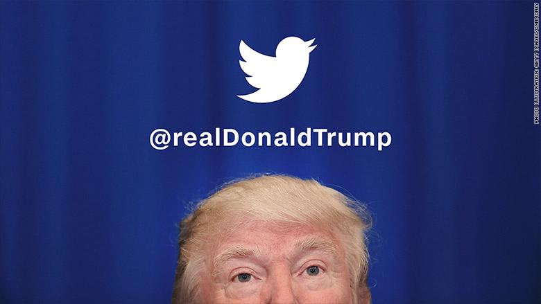 twitter at real donald trump