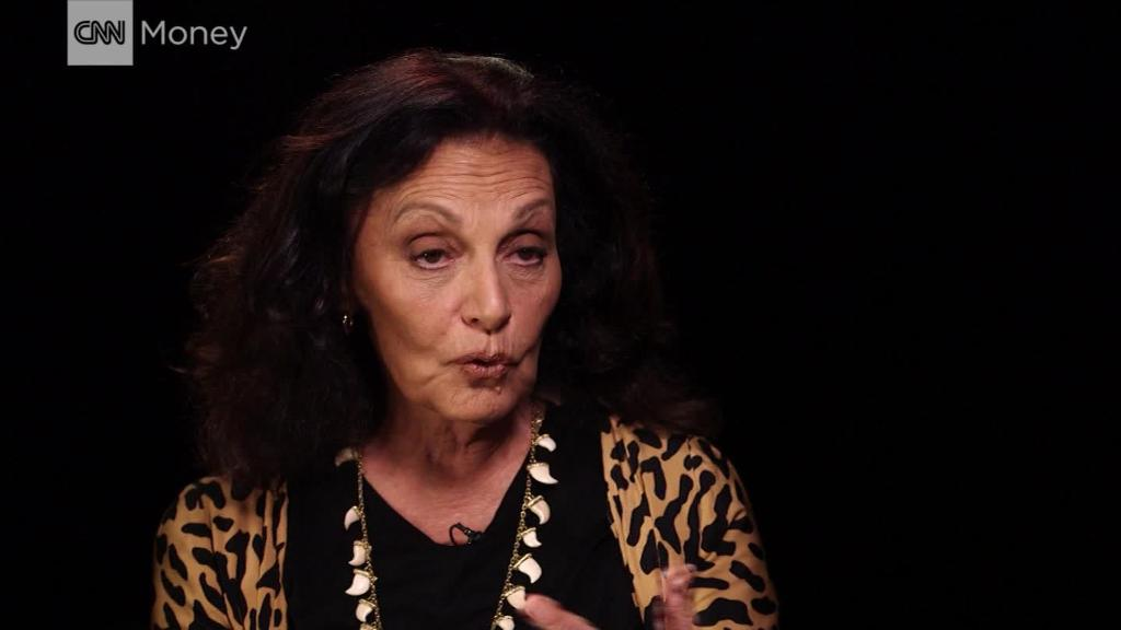Diane Von Furstenberg: My mother's Holocaust experience shaped me