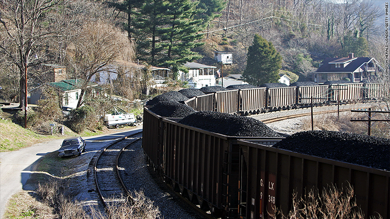 hazard kentucky coal