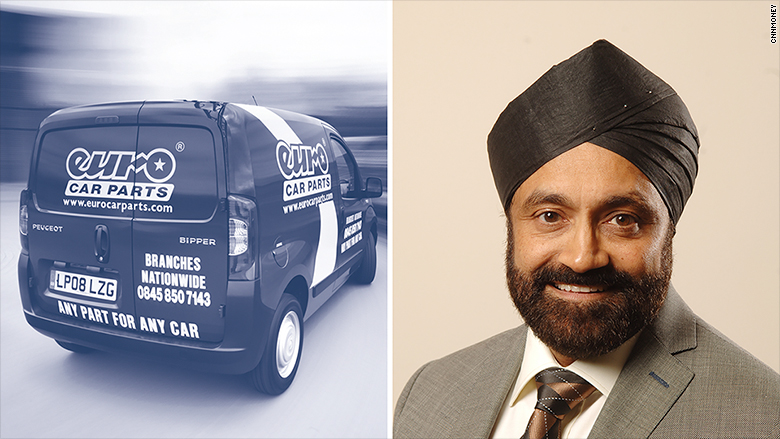 How A Refugee Created 3 500 Jobs In Britain Sikh Vogue