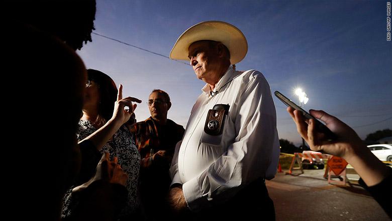 church shooting texas media