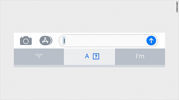 iPhone bug frustrates users typing 'i'