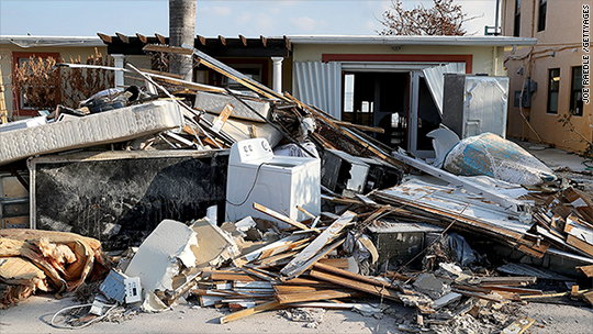 Hurricanes could bring another disaster: Foreclosures