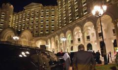Saudi hotel becomes luxurious makeshift prison