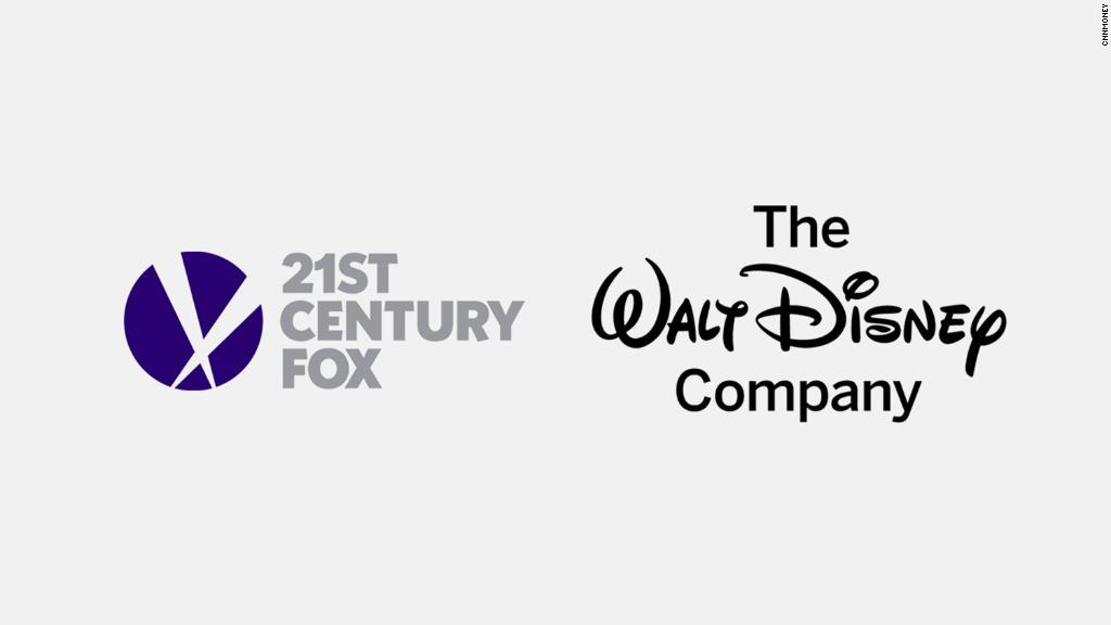Disney, 21st Century Fox talk merger?