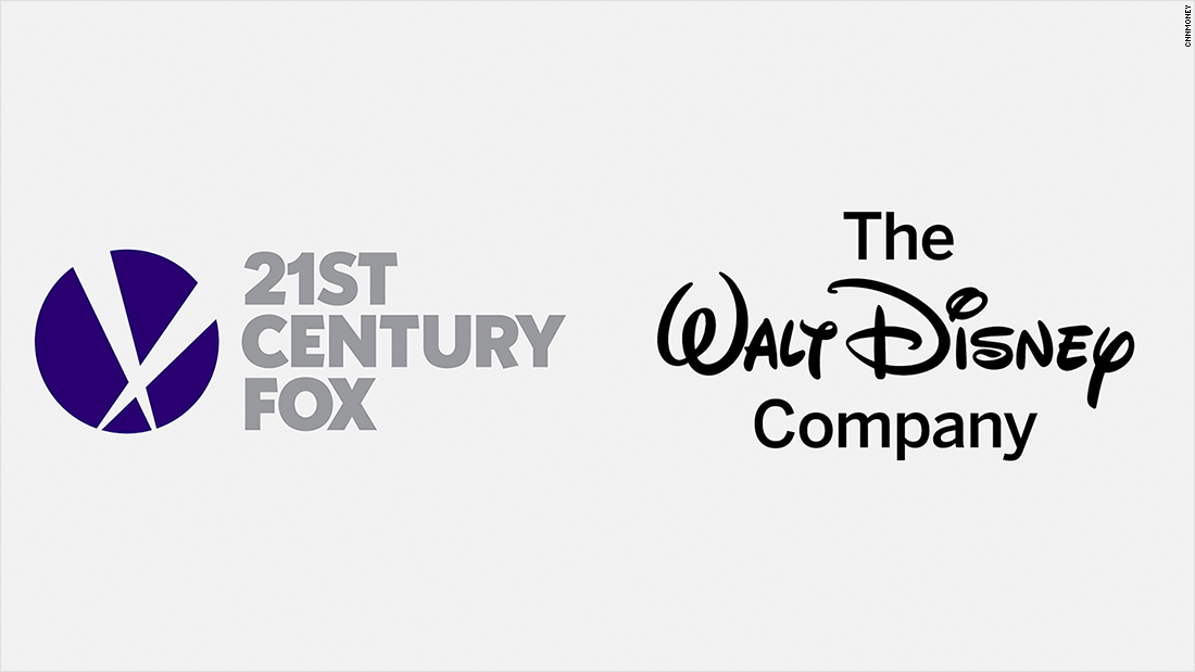 Disney is buying most of 21st Century Fox for $52.4 billion