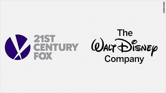 Disney is buying most of 21st Century Fox