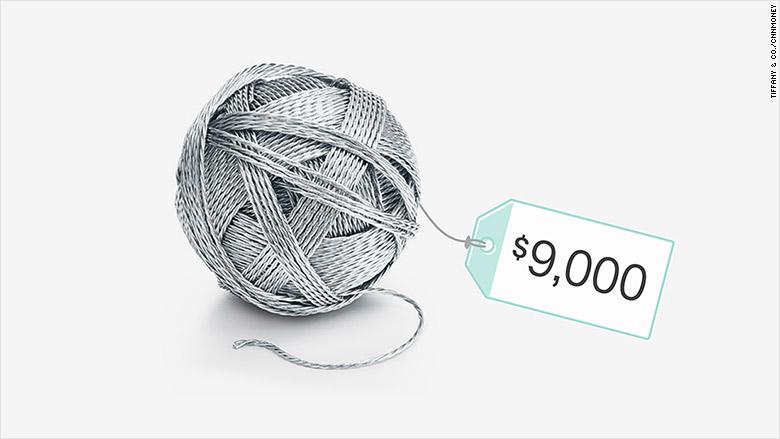tiffany yarn