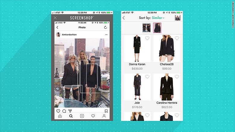 screenshop app