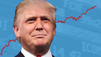 Tariffs lit a fire under small stocks