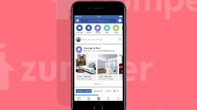 Facebook continues Craigslist takeover with housing rentals