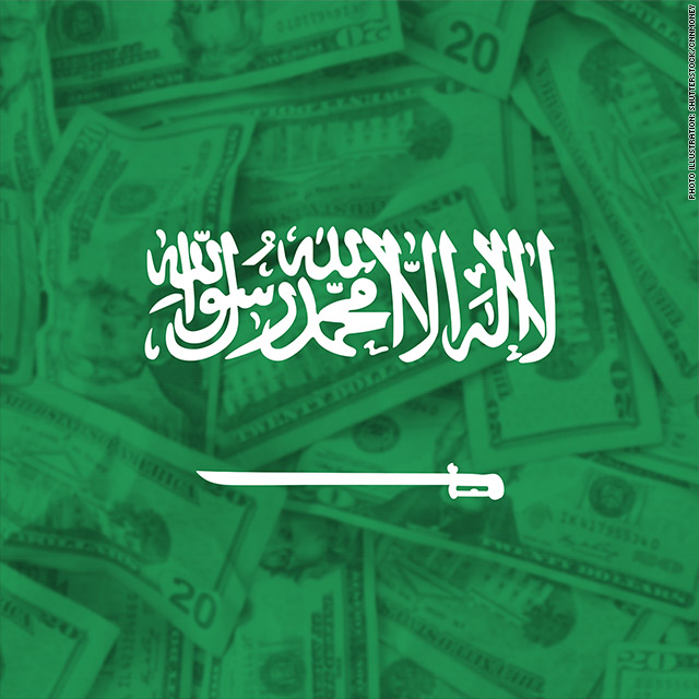 Saudi Arabia is the hottest emerging market right now