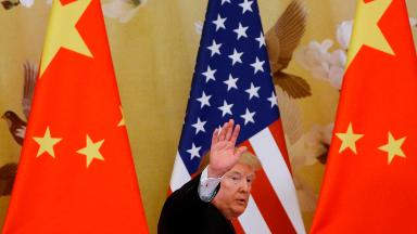 Trump team backs tougher oversight on Chinese money in America