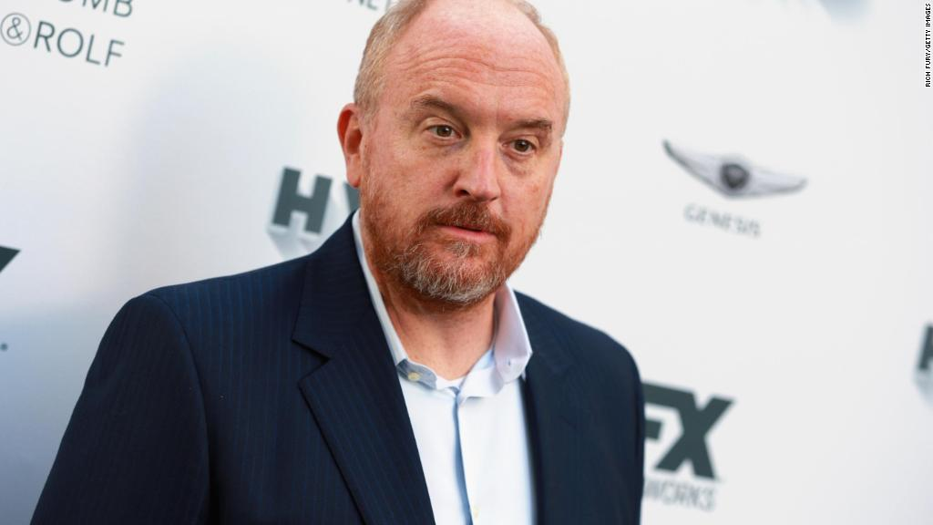 NYT: Louis C.K. accused of sexual misconduct