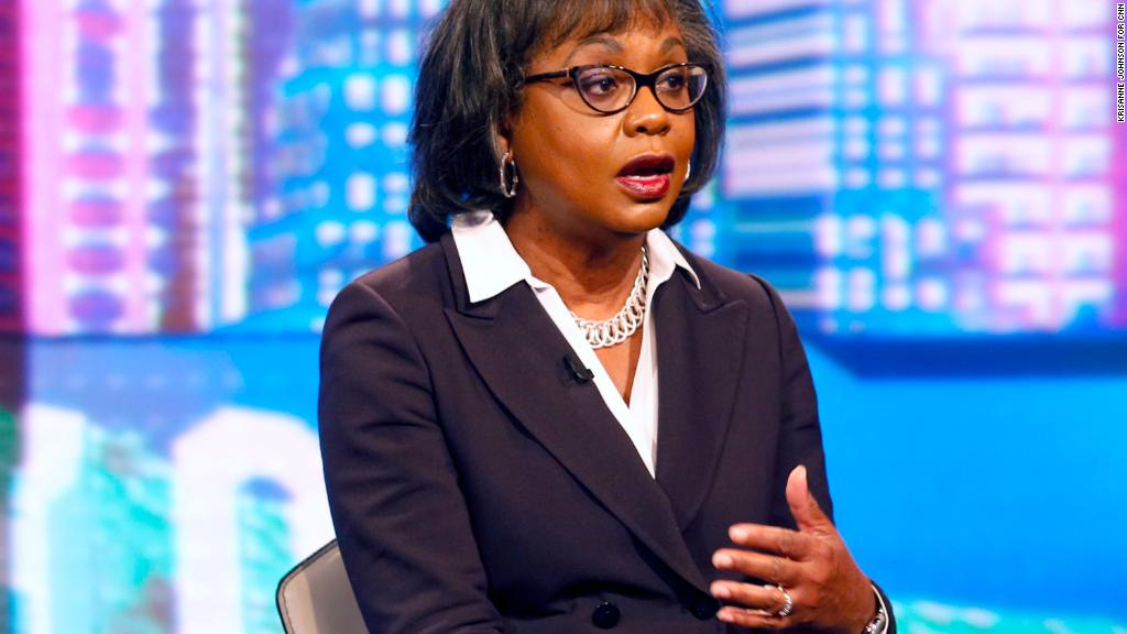 #MeToo: Anita Hill: 'Every woman's voice has value'
