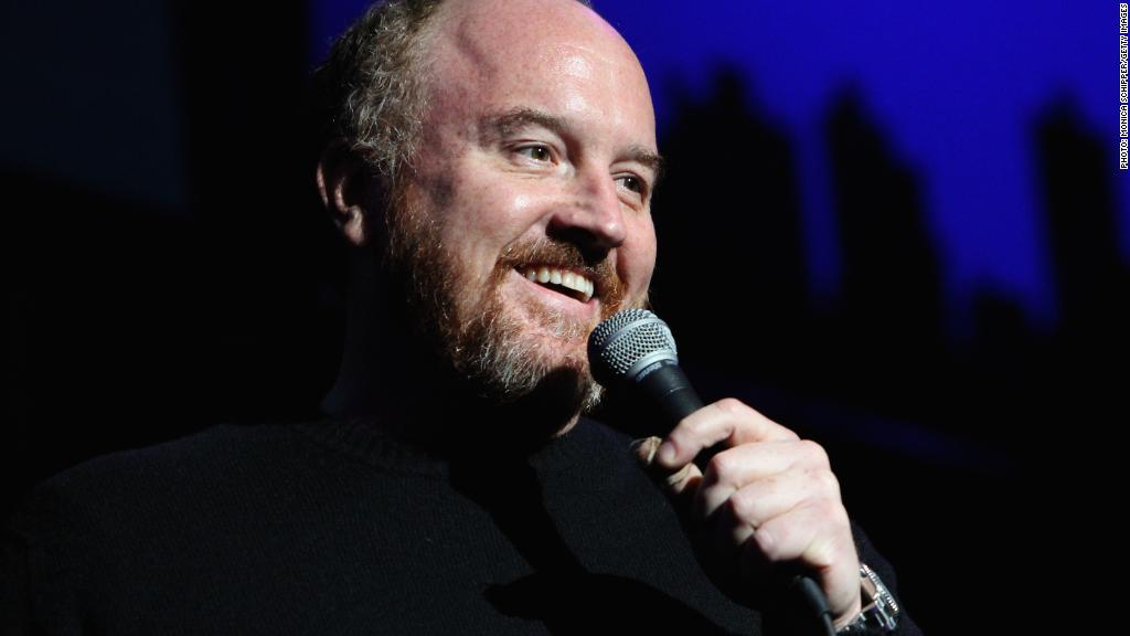 Louis C.K. accused of sexual misconduct