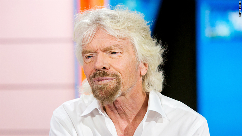 How Richard Branson Went From High School Dropout To