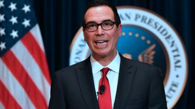 Mnuchin: 'Massive model' behind tax analysis