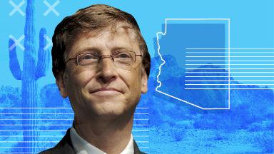Bill Gates invests $80 million to build Arizona smart city