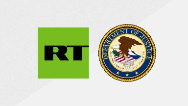 Russia's RT America registers with DOJ as a foreign agent