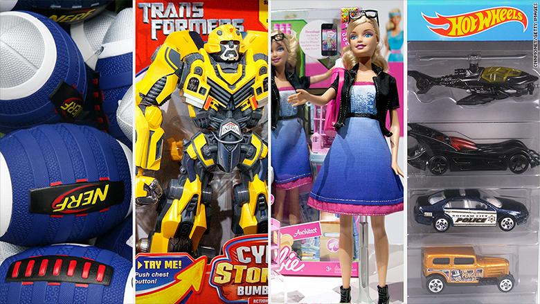 Why Hasbro Might Buy Mattel Nov 14 2017