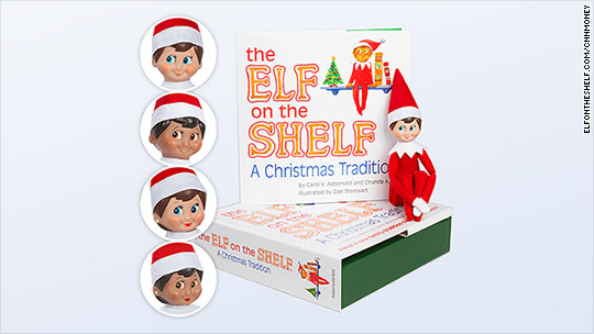 Elf on the Shelf phenomenon is 11M elves strong