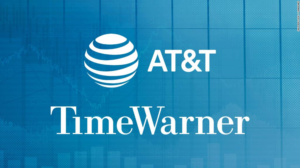 AT&T Faces US Antitrust Suit Over Time Warner Deal
