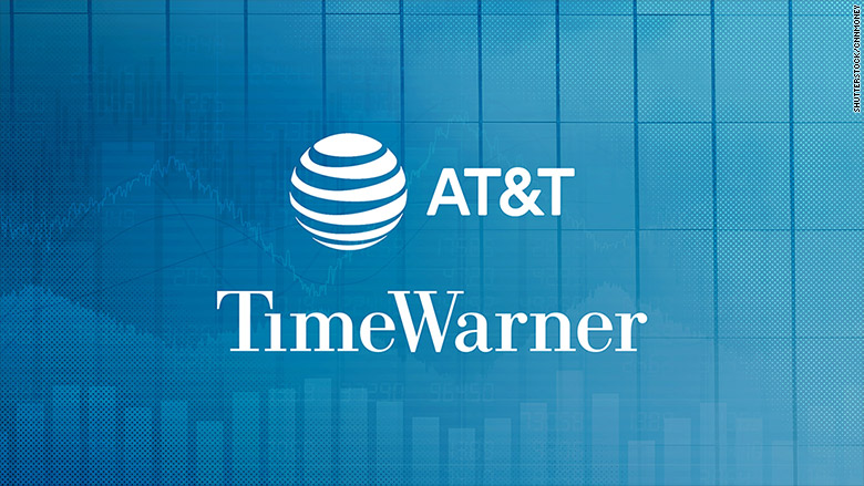 money.cnn.com - Brian Stelter - Justice Department set to sue to block AT&T-Time Warner deal