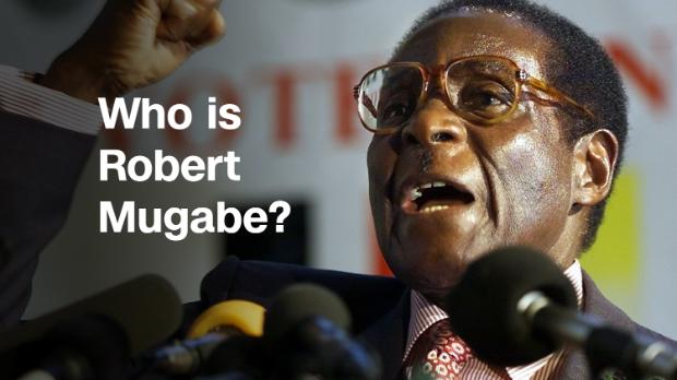 Who is Robert Mugabe?