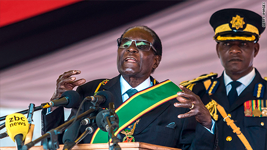 How Robert Mugabe killed one of Africa's richest economies