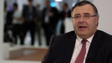 Total CEO: We are accustomed to geopolitical risk