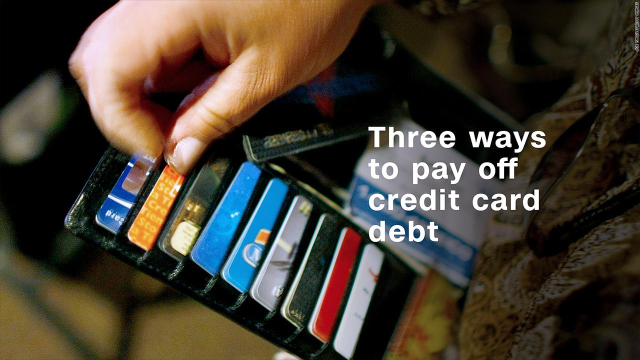 simple ways  pay  credit card debt cnncom rss channel howldb