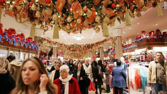 Retailers are going nuts trying to lure you into their stores this holiday season