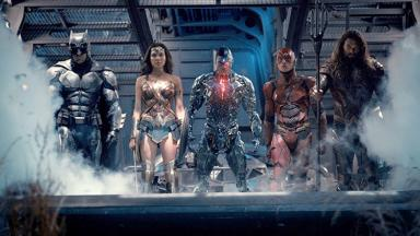 'Justice League' stumbles at the box office