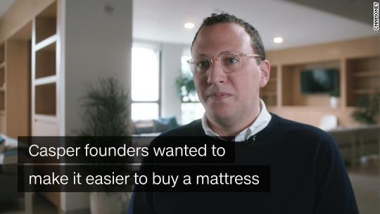 Casper wants to make buying a mattress easier