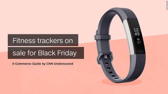 These fitness trackers are on sale for Black Friday