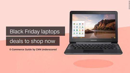 Here's where you can score the biggest markdowns on laptops this Black Friday