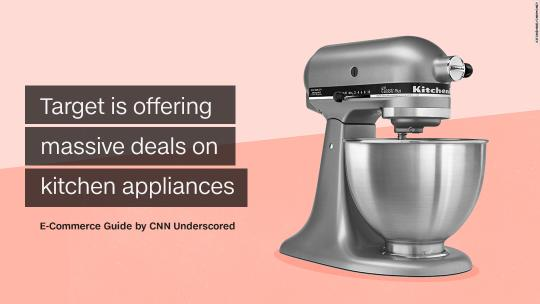 Target is offering massive deals on top kitchen goods this Black Friday